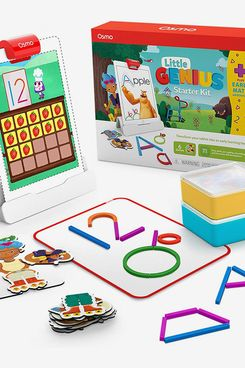Osmo - Little Genius Starter Kit for iPad + Early Math Adventure
