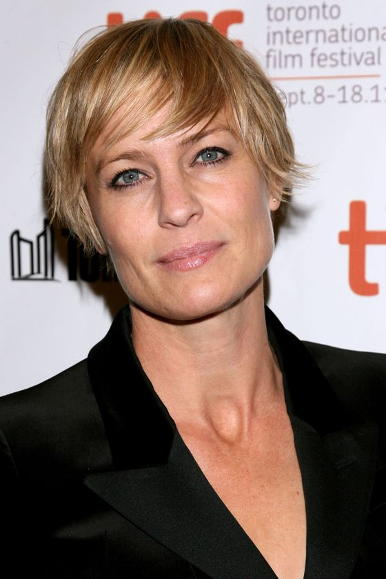 """Actress Robin Wright arrives at """"Rampart"""" Premiere at Princess of Wales during the 2011 Toronto International Film Festival on September 10, 2011 in Toronto, Canada."""