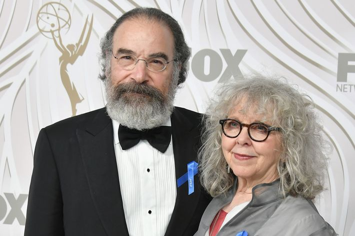 mandy patinkin and kathryn grody on being madly in love
