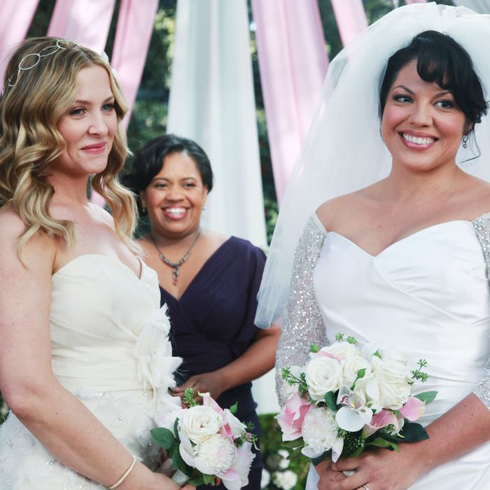 Grey's Anatomy: Let's Rank All The Weddings