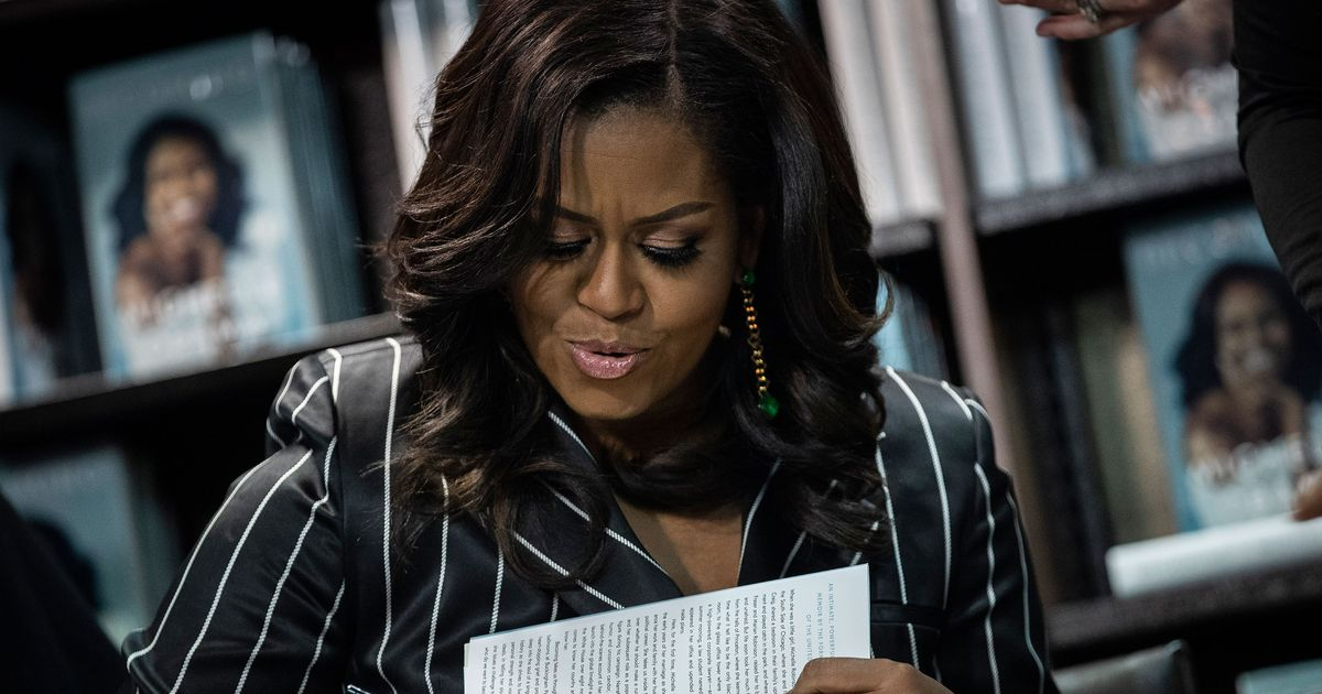 Michelle Obama Memoir Continues to Steamroll Every Other Book Released This Year