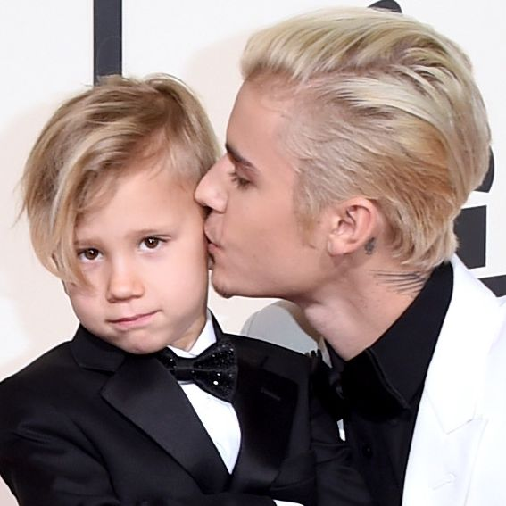 Jaxon Bieber is not here for this, Justin.
