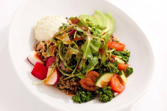 Quinoa Crunch Bowl