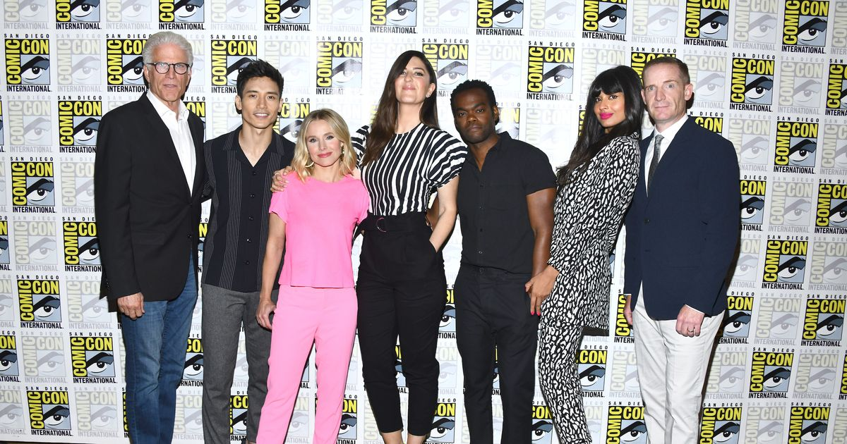Good Place Cast Is Also So Sad About The Good Place Ending