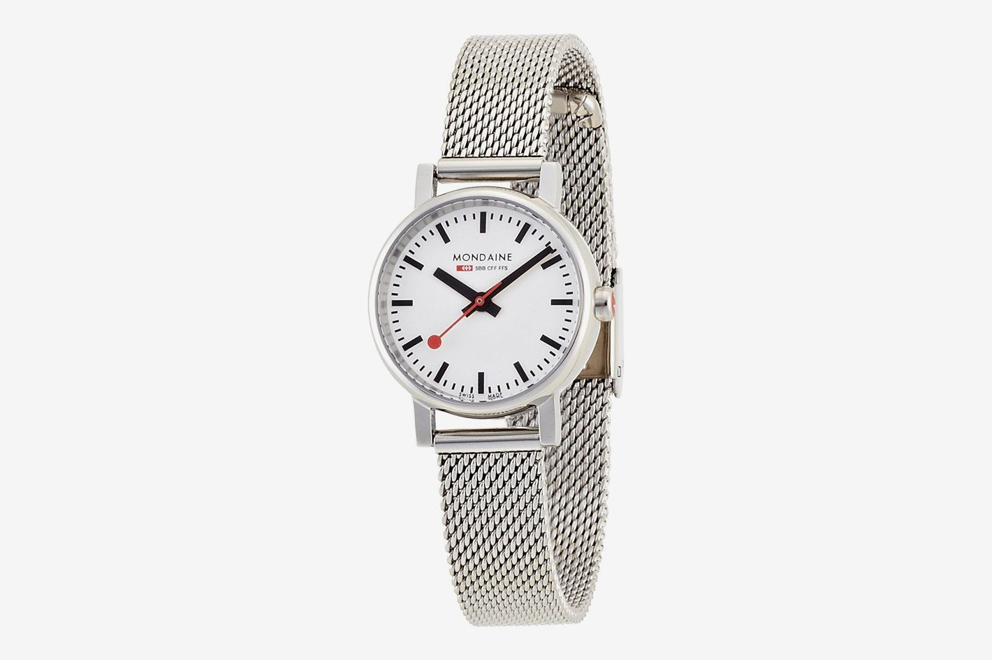 Mondaine Women's Quartz Evo Steel Band Watch