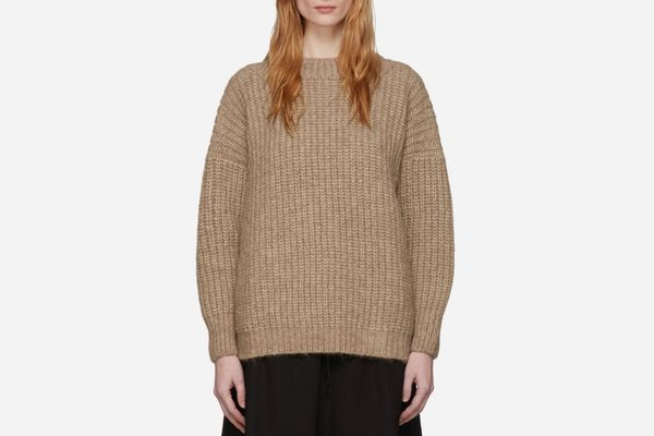 Lauren Manoogian Brown Fisherwoman Sweater