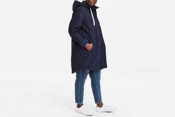 H&M+ Cotton Parka