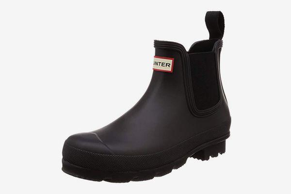 Hunter Mens Original Chelsea Boot