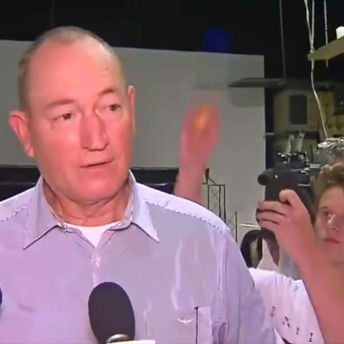 Australian Senator Fraser Anning and