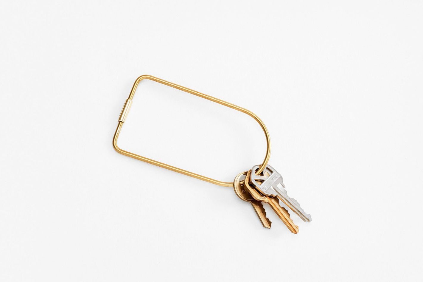 Areaware Men's Bend Key Ring