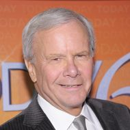 """NEW YORK, NY - JANUARY 12:  TV journalist Tom Brokaw attends the """"TODAY"""" Show 60th anniversary celebration at The Edison Ballroom on January 12, 2012 in New York City.  (Photo by Michael Loccisano/Getty Images)"""