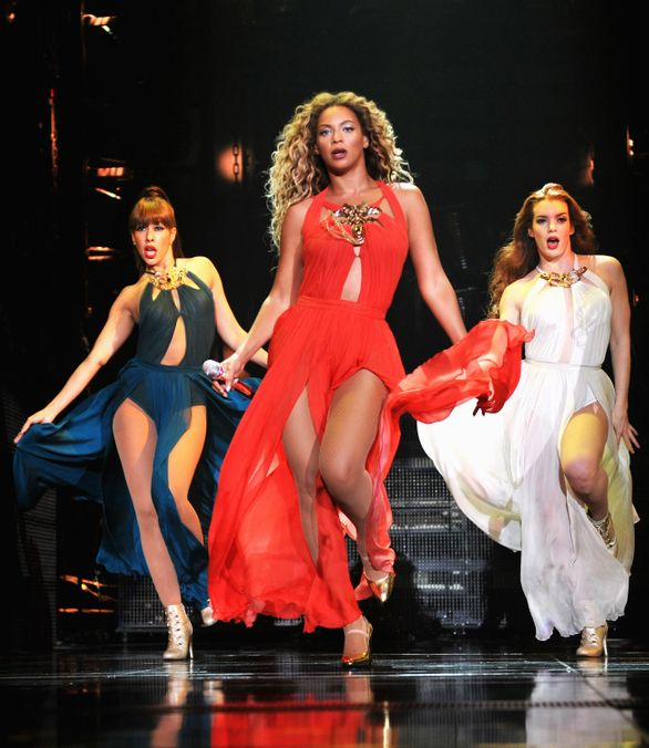 Photo 1 from Beyoncé's Freakum Dress