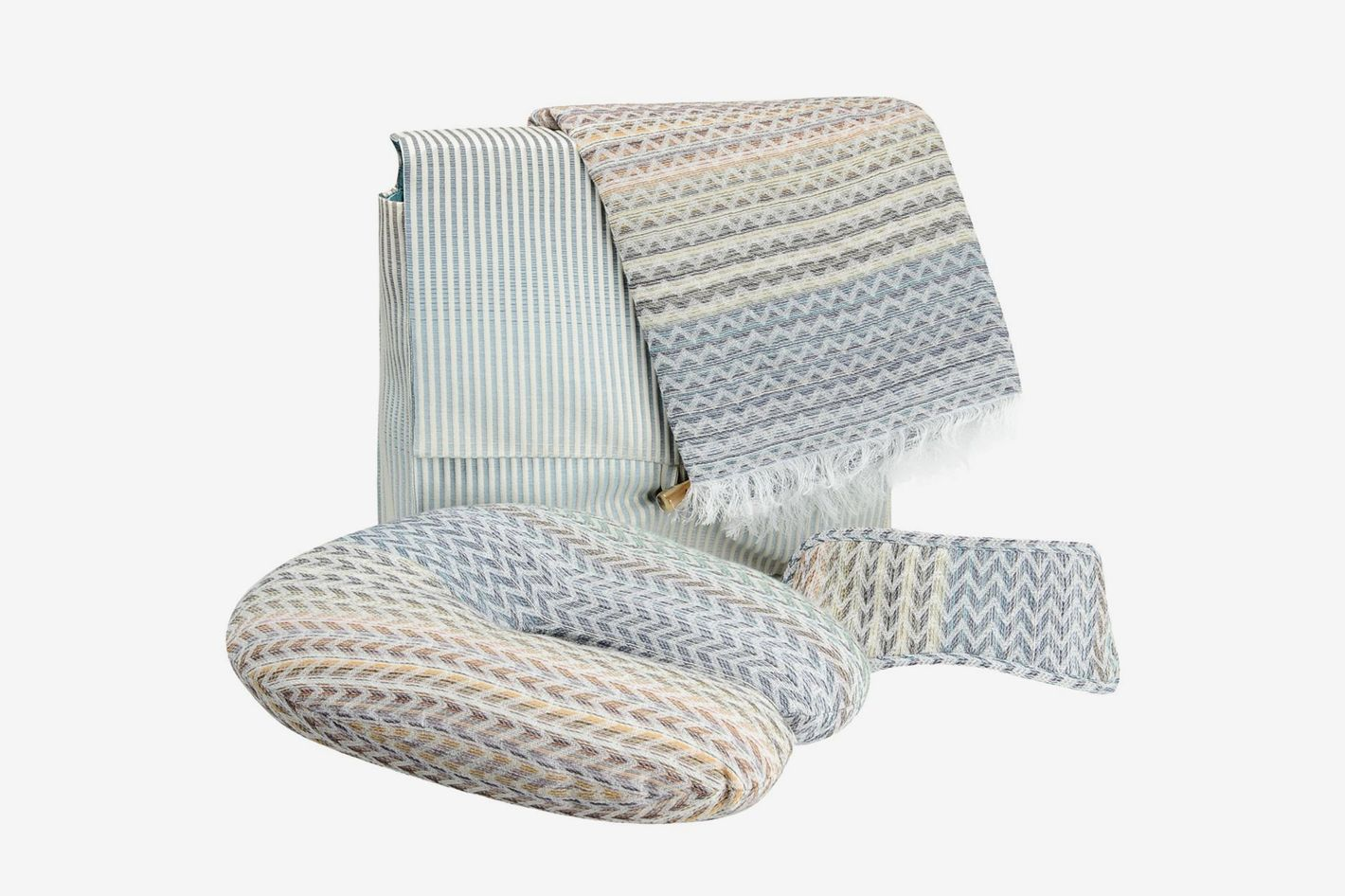 Missoni Home Sleep & Blanket Set