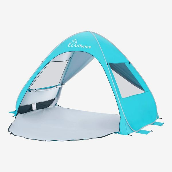 WolfWise Large Pop Up Beach Tent