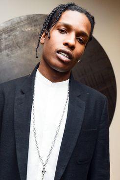 It's A$AP Rocky!