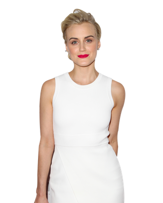 WEST HOLLYWOOD, CA - JUNE 05: Actress Taylor Schilling attends TheWrap's First Annual Emmy Party at The London West Hollywood on June 5, 2014 in West Hollywood, California. (Photo by David Buchan/Getty Images For TheWrap)