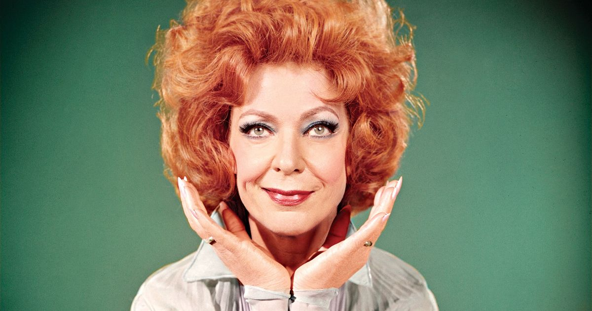 Allison Janney on How Bewitched's Endora Made Her the Actress She Is Today