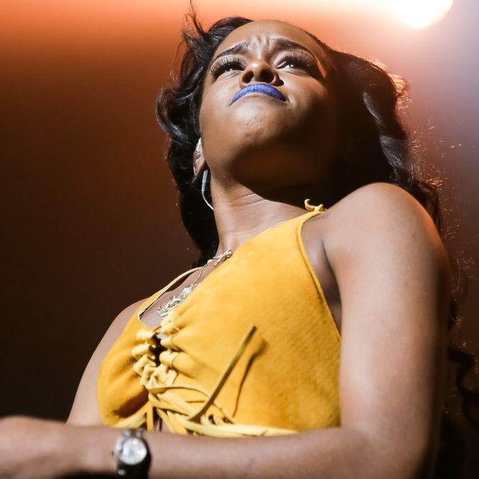 Azealia Banks In Concert - Los Angeles, CA