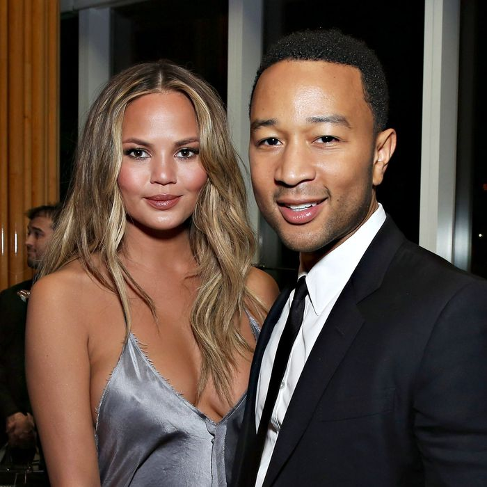 Legend and Chrissy Teigen.