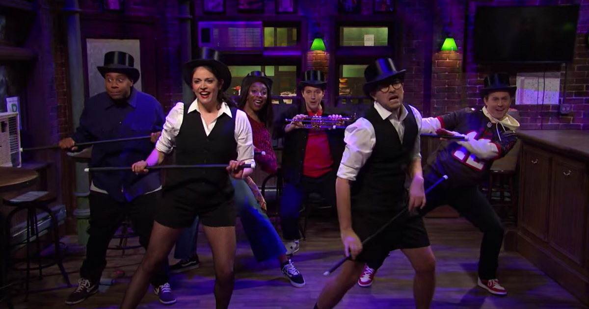 Hot Damn! SNL Did the Football Song We Definitely All Know and Love