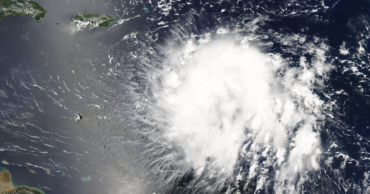 Hurricane Dorian Could Be Florida's Worst Storm in 27 Years