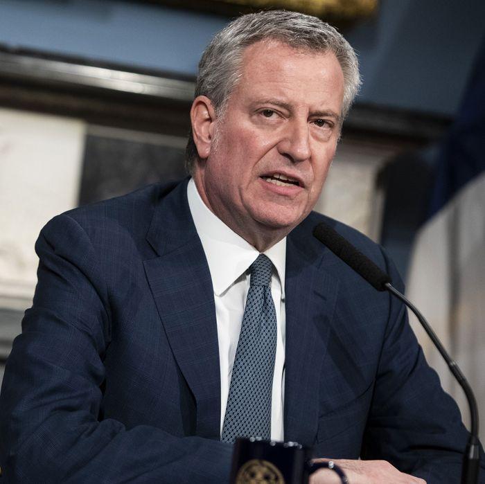 Bill de Blasio Had His Worst Week As New York City Mayor