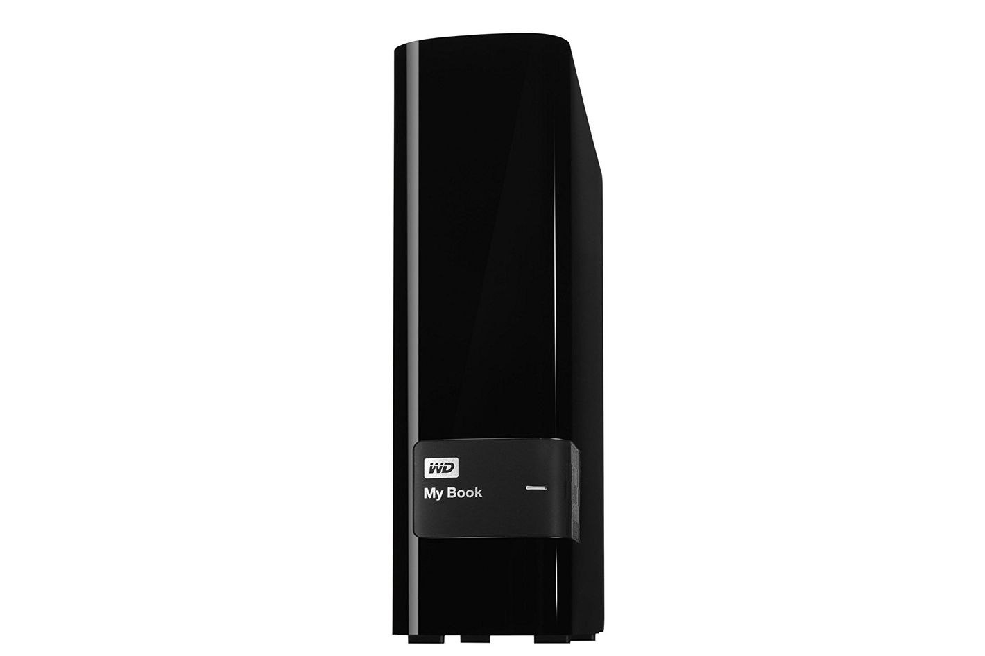 WD my book 4-terabyte desktop external hard drive
