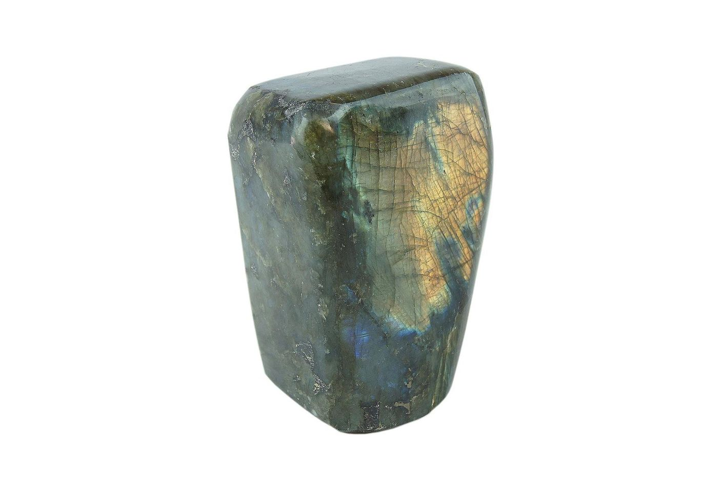Labradorite Polished Crystal