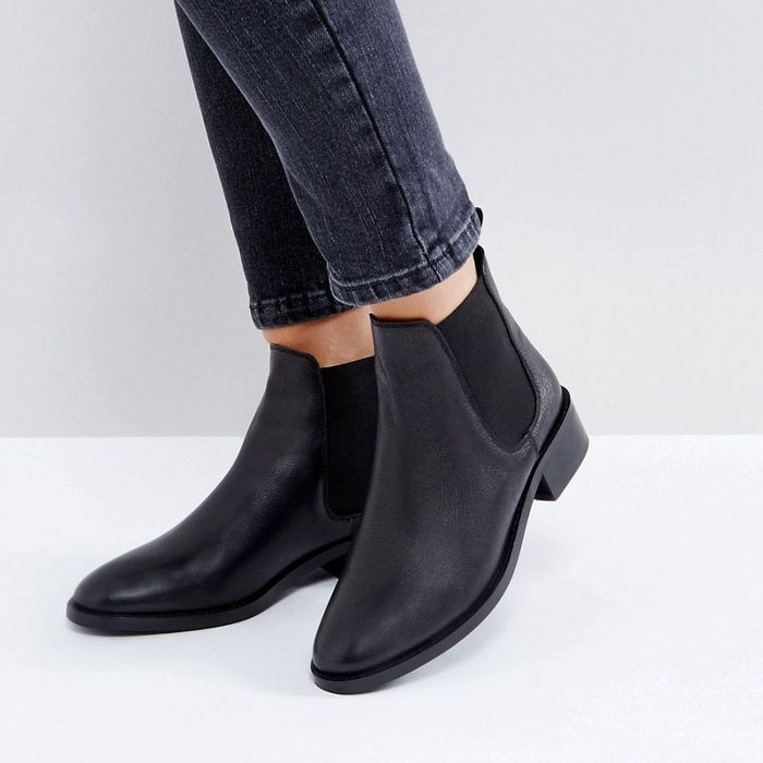 bb1ab7f43690 I Tried 19 Pairs of Wide-Fit Ankle Boots to Find 11 That I Love