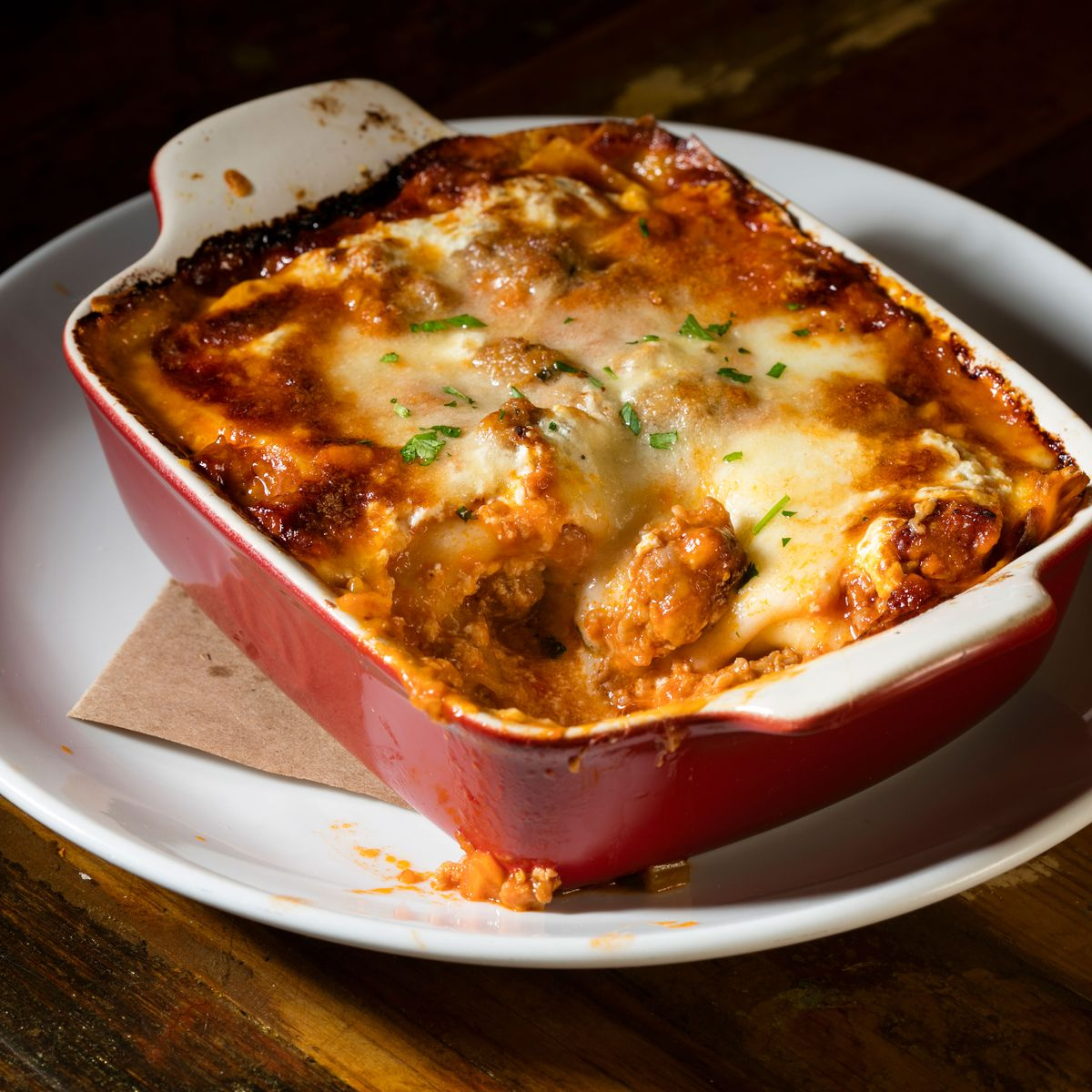 Where to Eat Lasagna in New York City Right Now