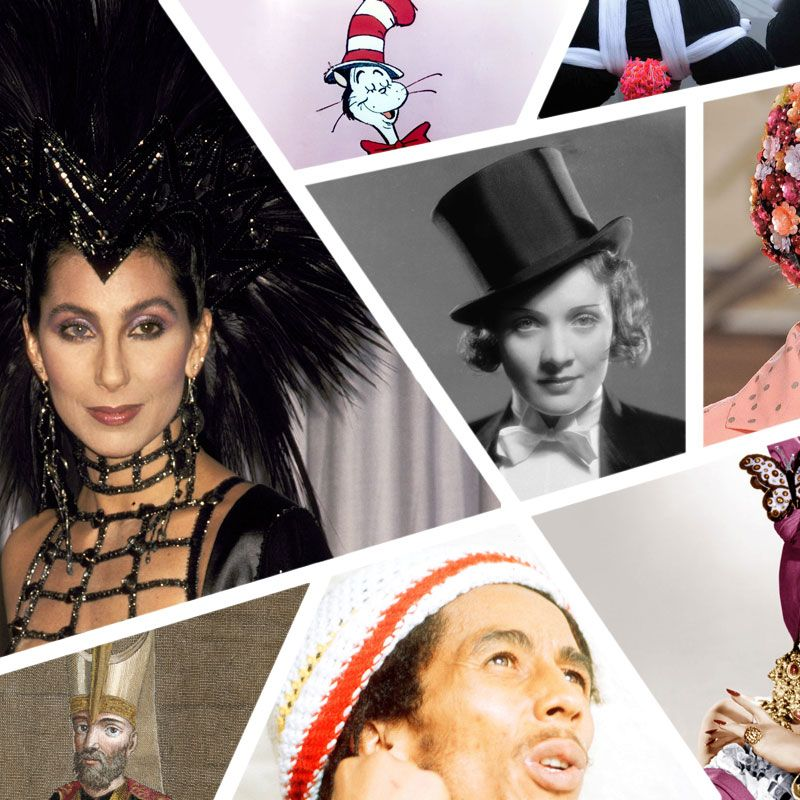 0154ab77693 The 50 Most Remarkable Hats of All Time