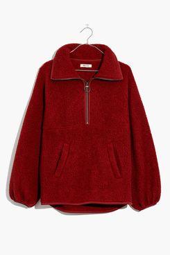 Polartec Fleece Half-Zip Jacket