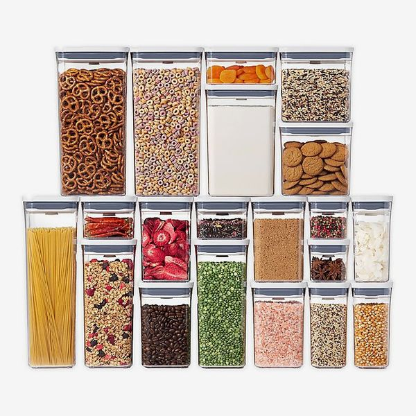 OXO Good Grips POP 20-Piece Food Storage Container Set