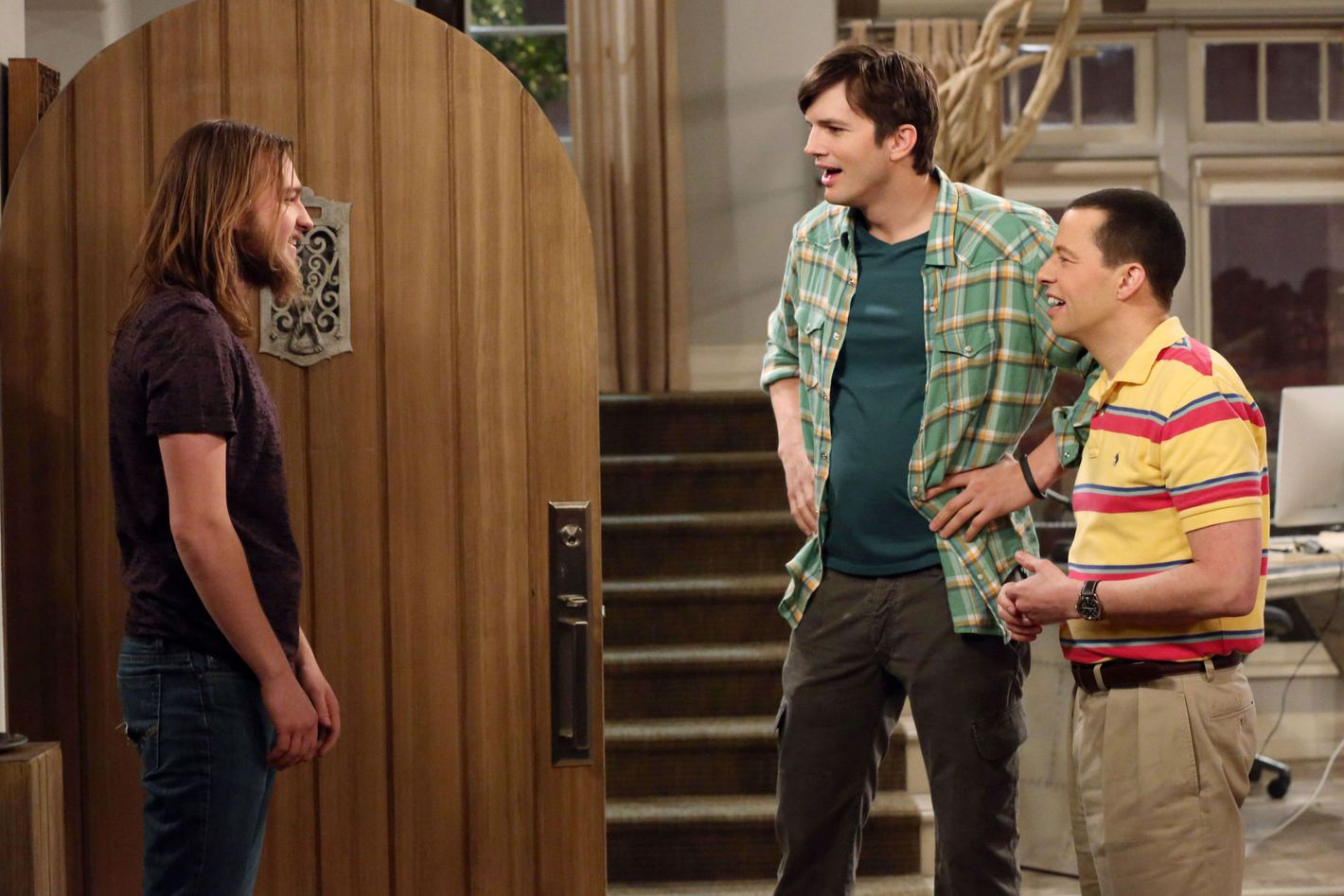 Image result for two and a half men series finale