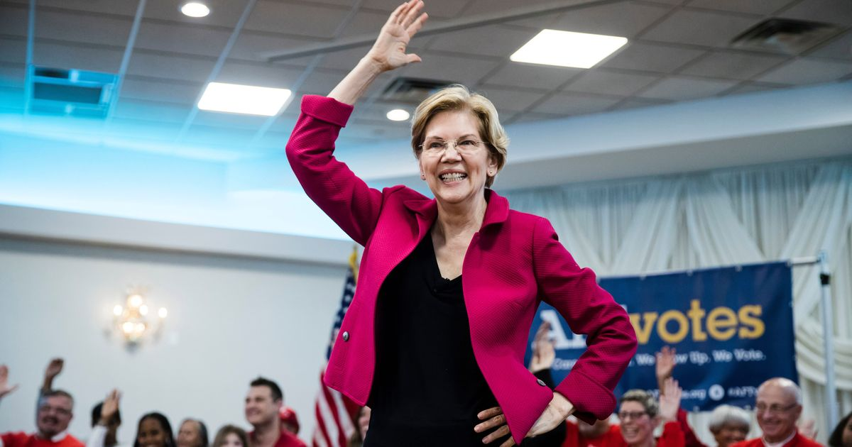 Slowly and Persistently, Elizabeth Warren Is on the Rise