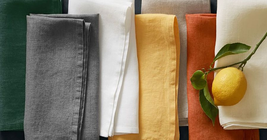 What Are the Best Cloth Napkins?