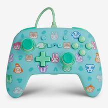 PowerA Enhanced Wired Controller for Nintendo Switch (Animal Crossing)