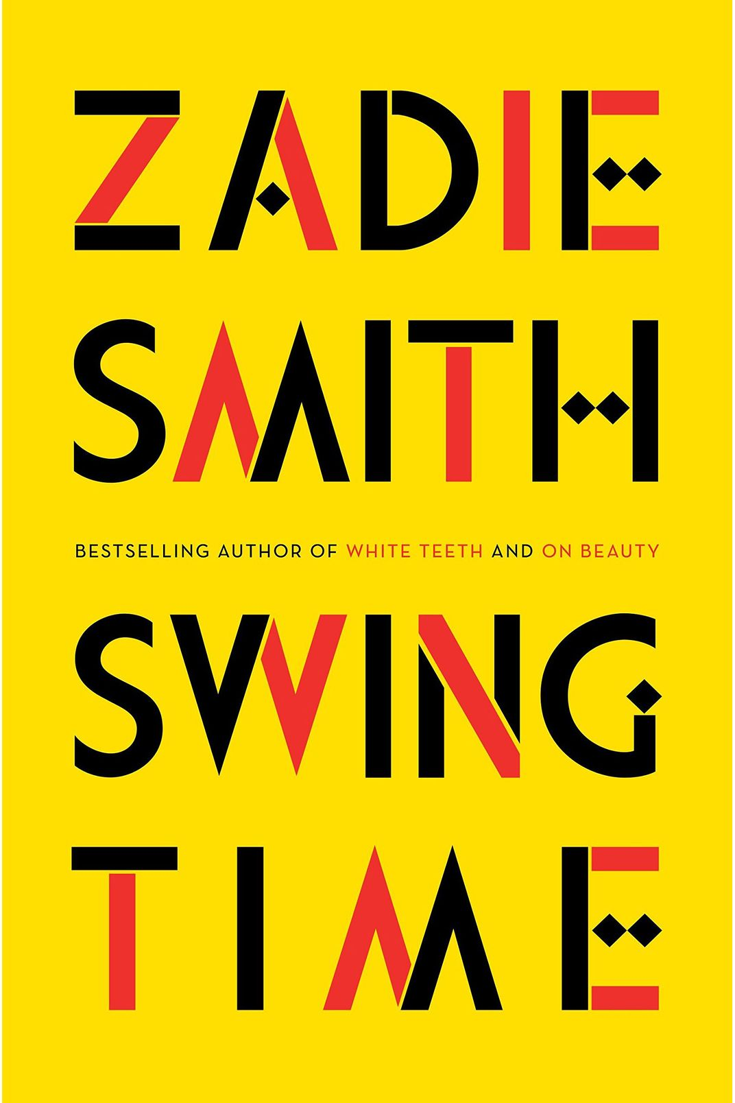 Swing Time, by Zadie Smith (2016)