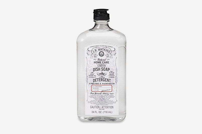 J.R. Watkins Natural Liquid Dish Soap