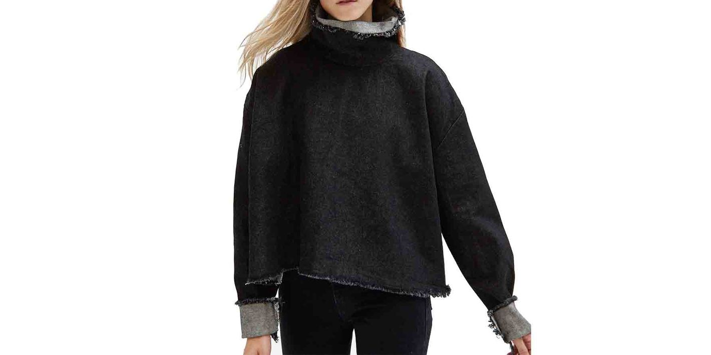 Ashley Row Turtleneck