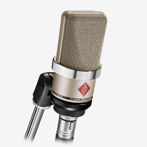 Neumann TLM 102 Large-Diaphragm Cardioid Condenser Microphone