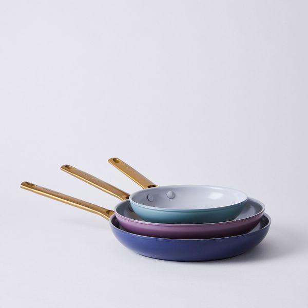 Food52 x GreenPan Nonstick Skillet Set