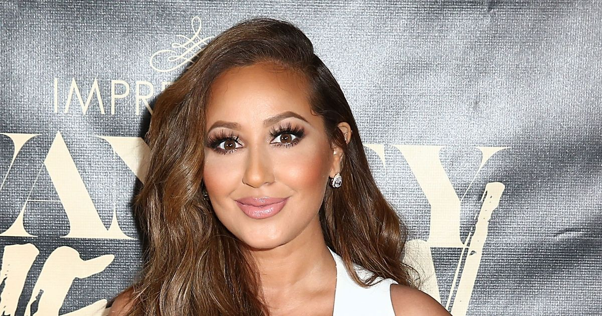 Adrienne Bailon On Health Wellness Coconut Oil And Periods