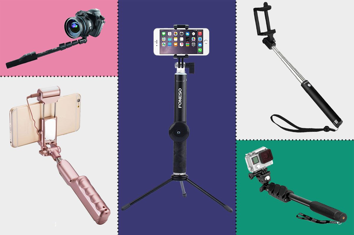 The 7 Best Selfie Sticks on Amazon 030125ad665c