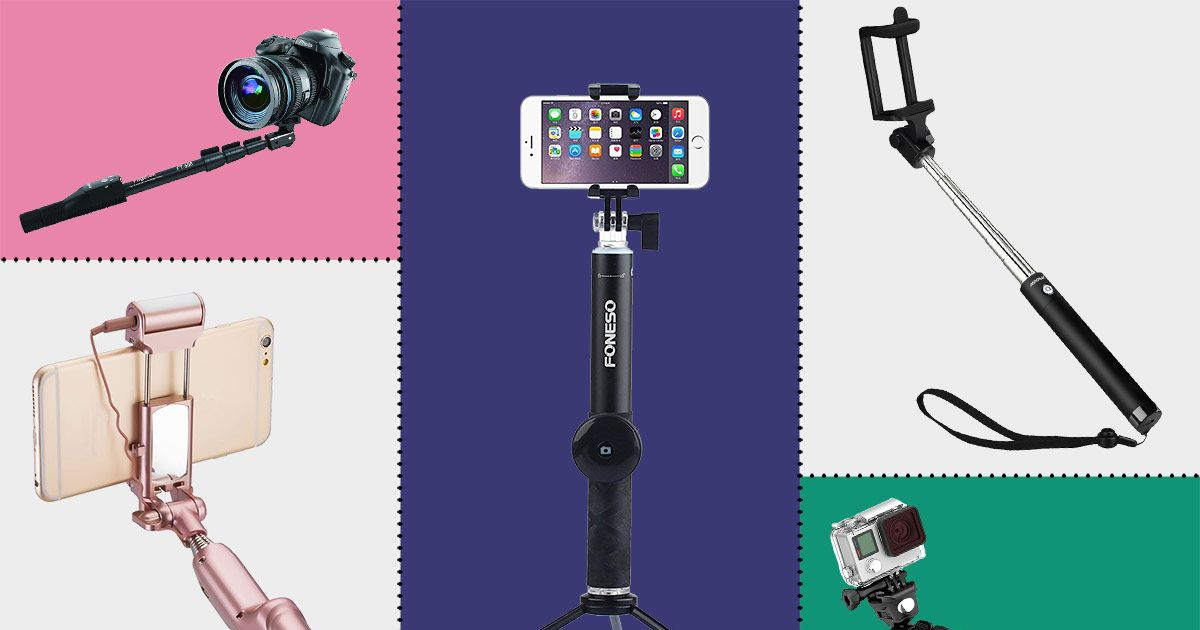 7 best selfie sticks. Black Bedroom Furniture Sets. Home Design Ideas