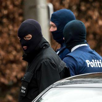 BELGIUM-FRANCE-ATTACKS-POLICE