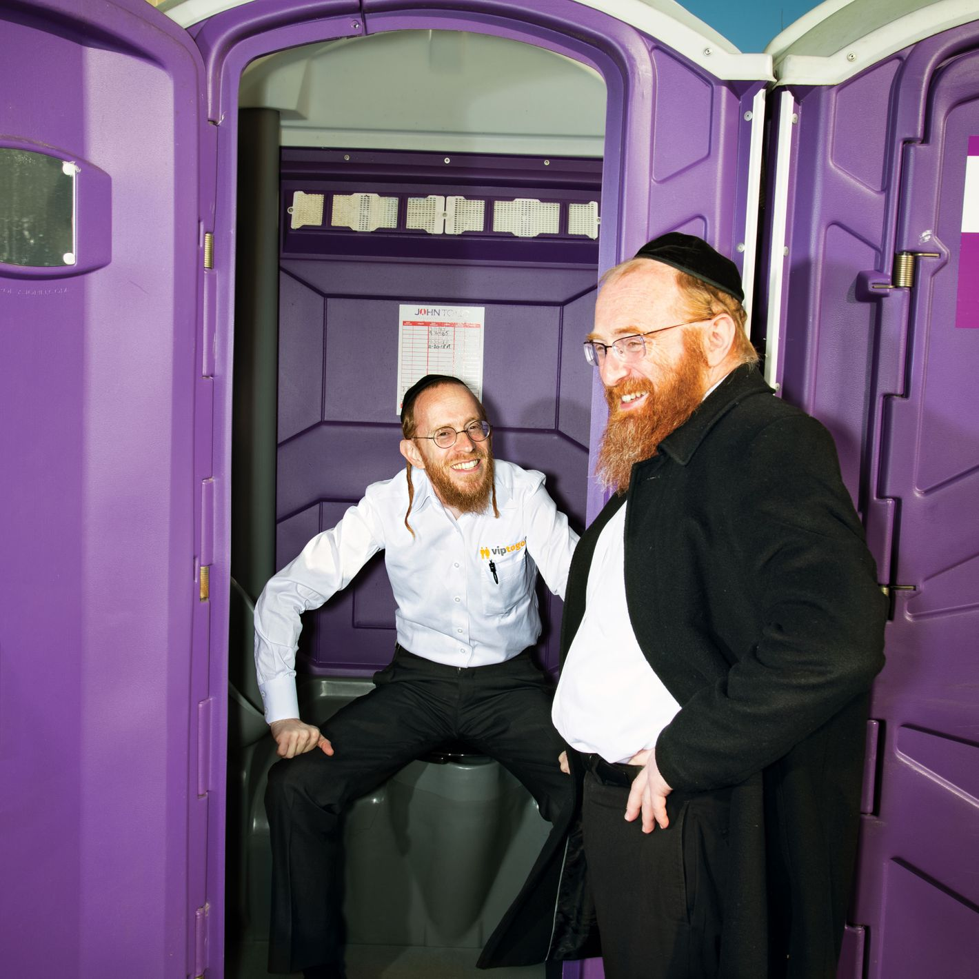 The Porta-Potty King of NYC Faces a Threat to His Throne