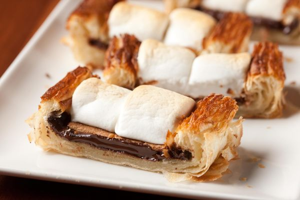 This S'mores Danish Is the New Pastry You'll Want for Breakfast and Dessert