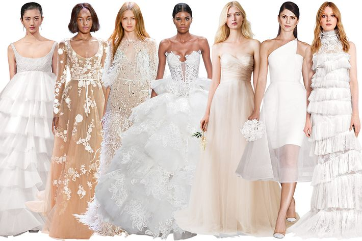 54 Classic Wedding Gowns Reinvented