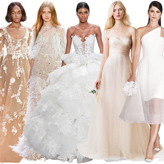 54 Classic Wedding Gowns, Reinvented